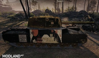 "Type 5 Heavy Skin ""Japan Black & Gold"" 1.0.1++ [1.0.1.1], 3 photo"